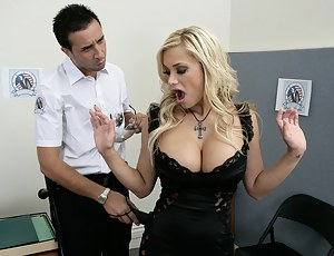 Big Boobs Police Porn Pictures